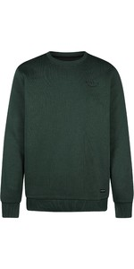 2021 Mystic Mens Rider Crew Sweat 210007 - Green