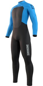 2021 Mystic Mens Star 5/3mm Back Zip Wetsuit 210309 - Global Blue