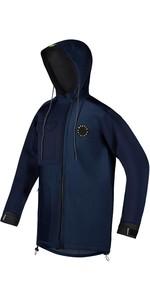 2020 Mystic Ocean Neoprene Jacket 210091 - Navy / Lime