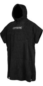 2021 Mystic Poncho / Change Robe 200134 - Black