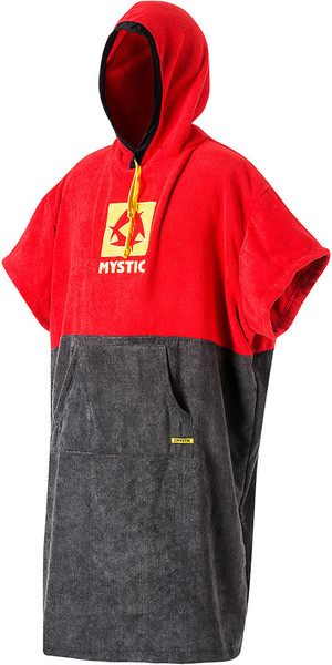 Mystic Changing Robe / Poncho in Red 150135