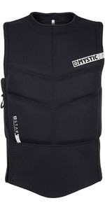 2019 Mystic Star Side Zip Kite Impact Vest Black 180088