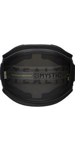 2021 Mystic Stealth Waist Harness NO BAR 20009 - Black