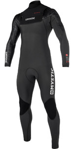 2018 Mystic Stone 5/3mm GBS Chest Zip Wetsuit Black 170311