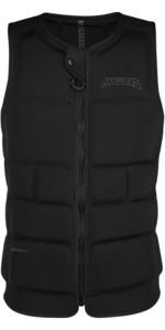 2021 Mystic Stone Impact Vest Timo Kapl Front Zip WSTO - Black