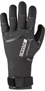 2021 Mystic Supreme 5mm Precurved Glove 200044 - Black