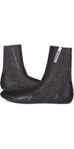 2019 Mystic Supreme 5mm Split Toe Boots 200033 - Black