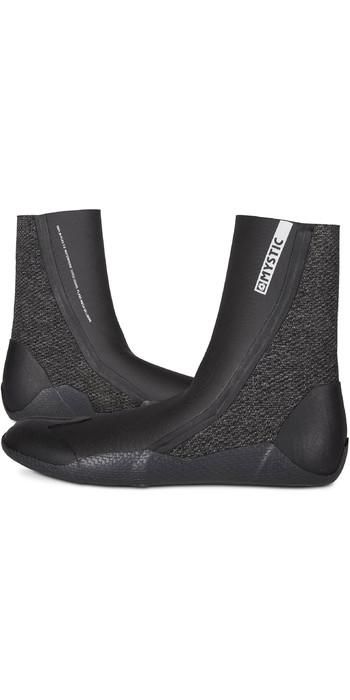 2021 Mystic Supreme 5mm Split Toe Boots 200033 - Black