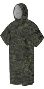2021 Mystic Velour Change Robe Poncho 35018.210134 - Camouflage