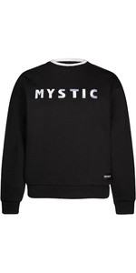 2020 Mystic Womens Brand Crew Sweat 210032 - Black