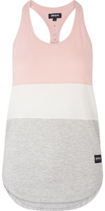 2019 Mystic Womens Creek Singlet Dawn Pink 190548