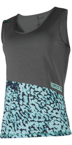 Mystic Womens Diva Quick Dry Tank Top Grey 180118