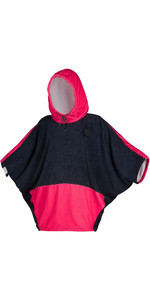 2021 Mystic Womens Change Robe / Poncho 200133 - Caviar Melee