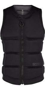 2021 Mystic Womens Star Impact Vest Front Zip 200188 - Black