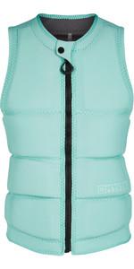2021 Mystic Womens Star Impact Vest Front Zip 200188 - Mist Mint