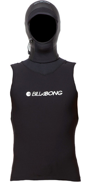 Billabong Mens Furnace Hooded Thermo Vest L4PY09 / N4PY05