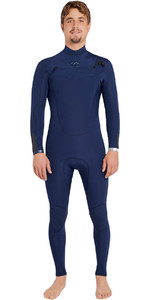 Billabong Absolute Comp 5/4mm Chest Zip Wetsuit NAVY F45M21