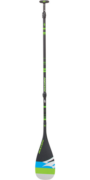 2019 Naish Carbon Vario 3-Piece RDS SUP Paddle - 85 Blade 96070