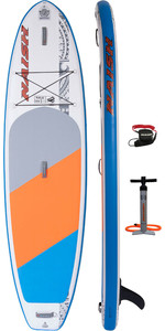 2020 Naish Nalu 10'6 Stand Up Paddle Board Package - Board, Bag, Pump & Leash 15120