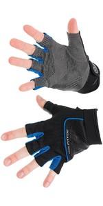 Neil Pryde Amara Half Finger Sailing Gloves 630543 - Black