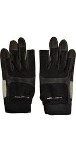 Neil Pryde Junior Regatta Full Finger Sailing Gloves 630540 - Black