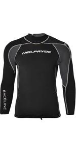 Neil Pryde Mens Raceline Heatseeker 3mm Neoprene Top 630142 - Graphite