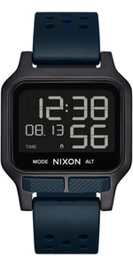 2021 Nixon Heat Surf Watch A1320 - Blue