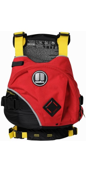 2019 Nookie Rockhopper Buoyancy Aid Red / Black BA007