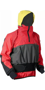 2020 Nookie Mens Storm Touring Jacket Red / Grey JA22