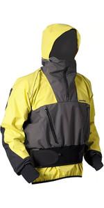 2019 Nookie Mens Storm Touring Jacket Yellow / Grey JA23