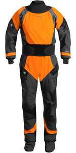 2021 Nookie Womens Octane Kayak Drysuit - Orange
