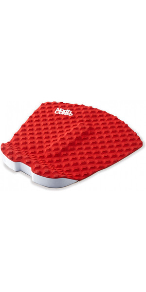 2018 Northcore Ultimate Grip Deck Pad Red NOCO63C