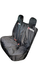 2020 Northcore Waterproof Car Triple Rear Seat Cover BLACK NOCO07