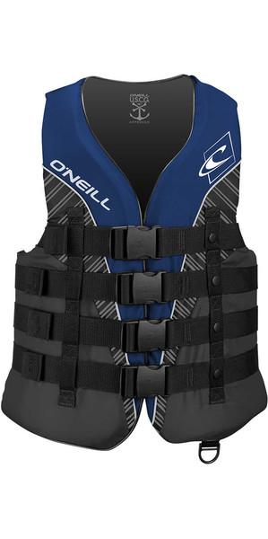 2019 O'Neill Superlite 50N CE Impact Vest PACIFIC / SMOKE / BLACK 4723