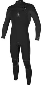 2019 O'Neill Jack O'Neill Legend 4.5/3.5mm Chest Zip Wetsuit 5217 - Black