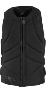 2020 O'Neill Mens Slasher Comp Impact Vest 4917EU - Acid Wash / Black