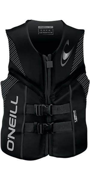 2019 O'Neill Womens Reactor ISO Impact Vest Black 3989EU