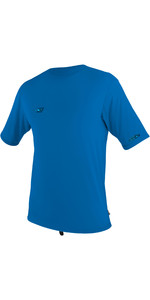 2020 O'Neill Youth Premium Skins Short Sleeve Sun Shirt Ocean 5303
