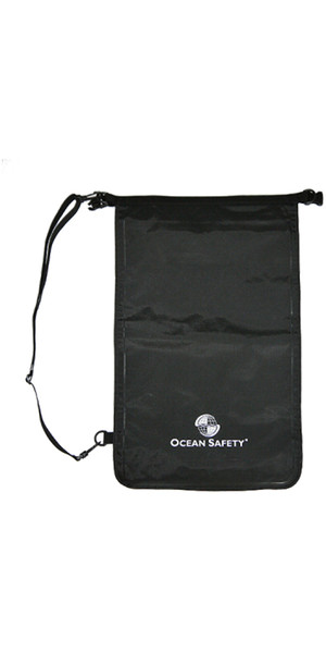 2018 Ocean Safety Slim Grab Bag 15L BLACK SUR0198