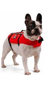 2021 Ocean Safety Dog Buoyancy Aid SLIF187 - Red