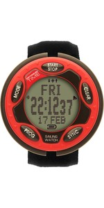 2021 Optimum Time Series 14 Rechargeable Sailing Watch OS1456R - Red