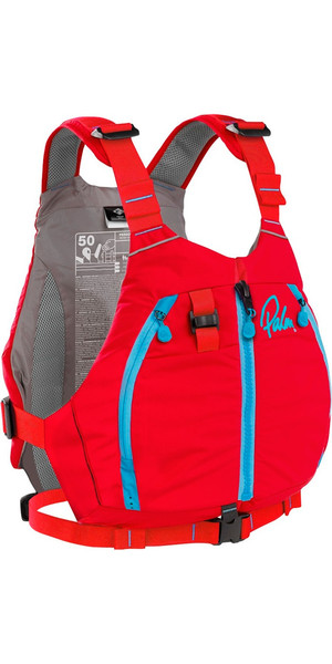 2019 Palm Peyto Touring PFD RED 11462