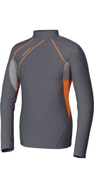 Crewsaver Junior Phase 2 PolyPro Thermal Top Grey / Orange 6905