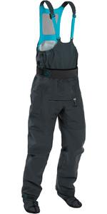 2020 Palm Atom Dry Bib Relief Zip and Dry Socks in Jet Grey 11725