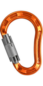 2019 Palm Autolock Side Swing HMS Karabiner Orange 12431