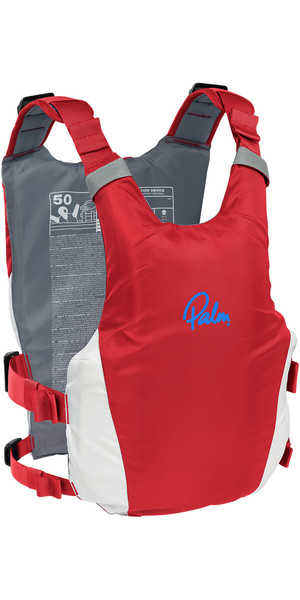 2018 Palm Dragon 50N Buoyancy Aid Red 12085