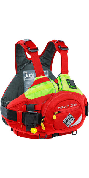 2018 Palm Equipment Rescue Extrem PFD Red 12135