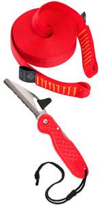 2021 Palm Folding Knife 11479 & Palm Snake Sling RED 10539 Bundle Offer
