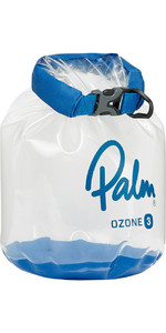 2021 Palm Ozone 3L Dry Bag 12349 - Clear