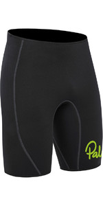 2018 Palm Quantum 3mm Neoprene Shorts Black 12240